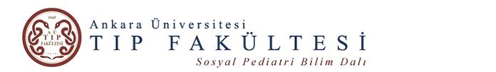 Sosyal Pediatri Bilim Dalı